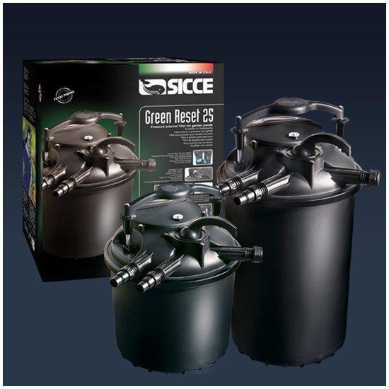 Sicce green reset filtro presurizzato 40 litri 1