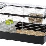Ferplast casita 100 gabbia per conigli 96