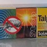Talpa stop solare