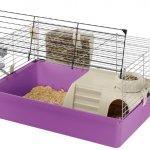 Cavie 15 ferplast gabbia per conigli nani
