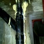 Fessurazioni verticali tubazioni AcquaSTOP Milano