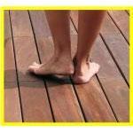 Pavimento esterno legno