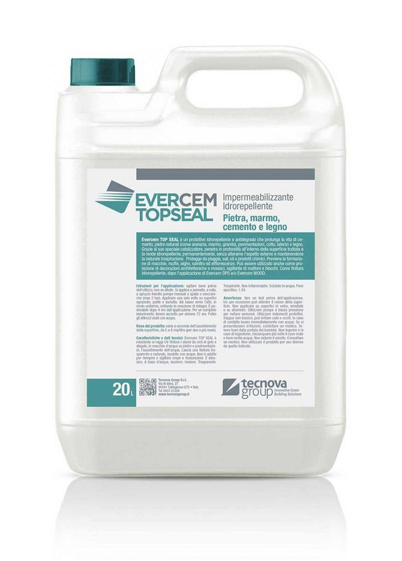 Idrorepellente Evercem Top Seal 1