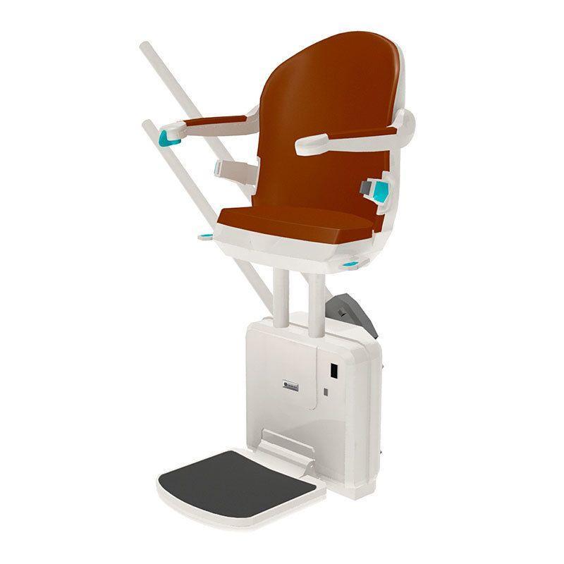 Opzione poltroncina Pearch Seat per i montascale 1