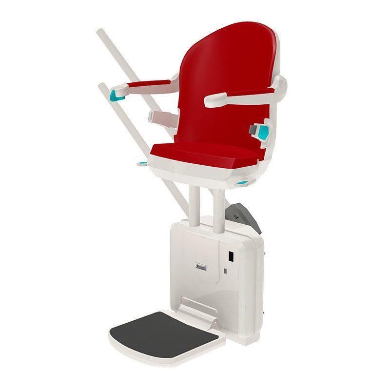 Opzione poltroncina Pearch Seat per i montascale 3