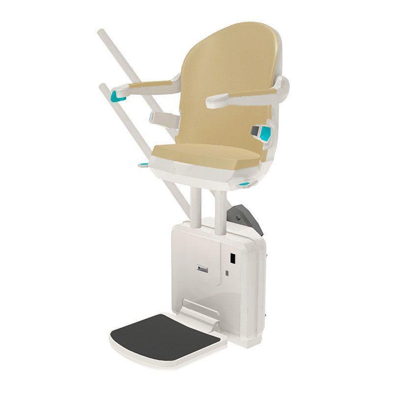 Opzione poltroncina Pearch Seat per i montascale 4