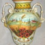 Ceramiche artistiche, ceramiche arredamento interno,...