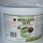 Repellente per talpe kg 5
