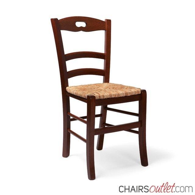 Daisy: sedia in legno - 22483 1
