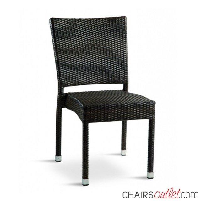 Glicine: sedia da giardino 1