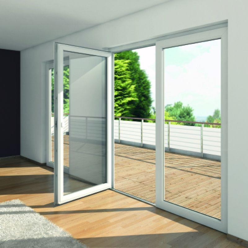 Soglia Schüco per porte senza barriere 1