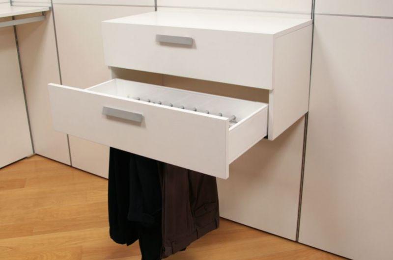 Cabina armadio angolare, su misura, personalizzabile 2