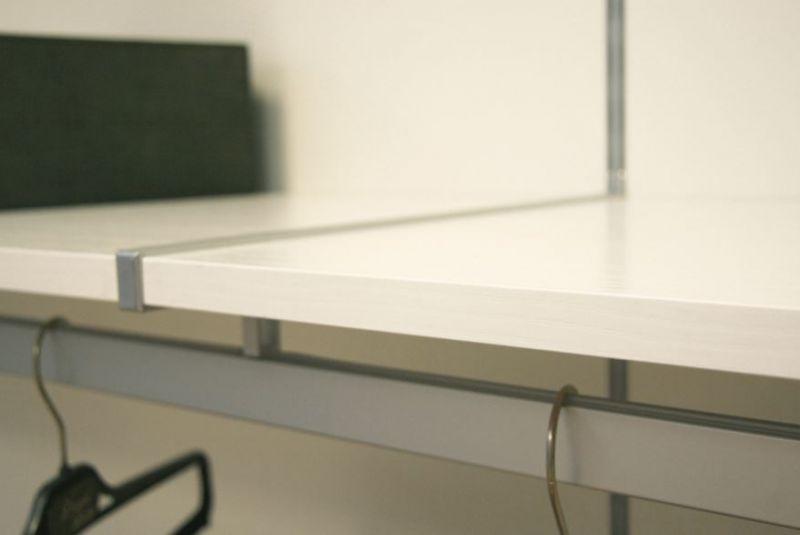 Cabina armadio angolare, su misura, personalizzabile 4