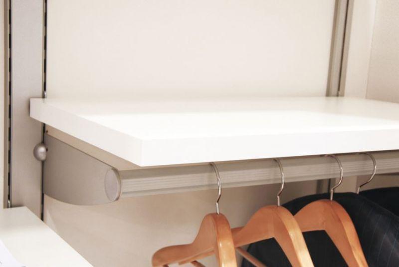 Cabina armadio angolare, su misura, personalizzabile 7