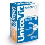 Intonaco di sottofondo Unicovic Activ'Air