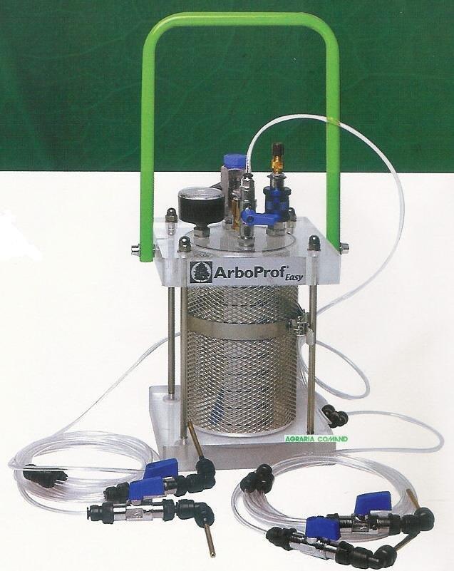 Arboprof easy macchina per endoterapia 1