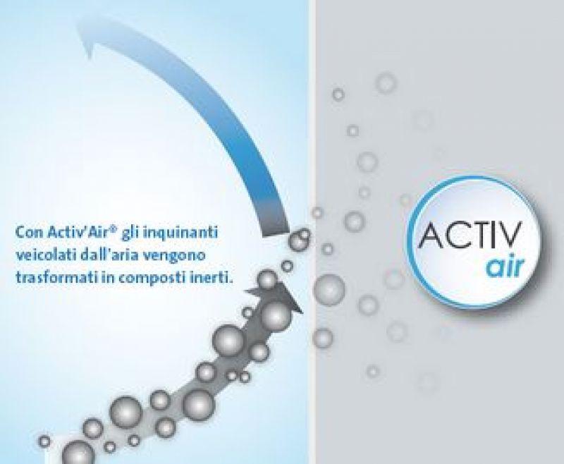 Rasante bianco per interni RasoFacile Activ'Air 3