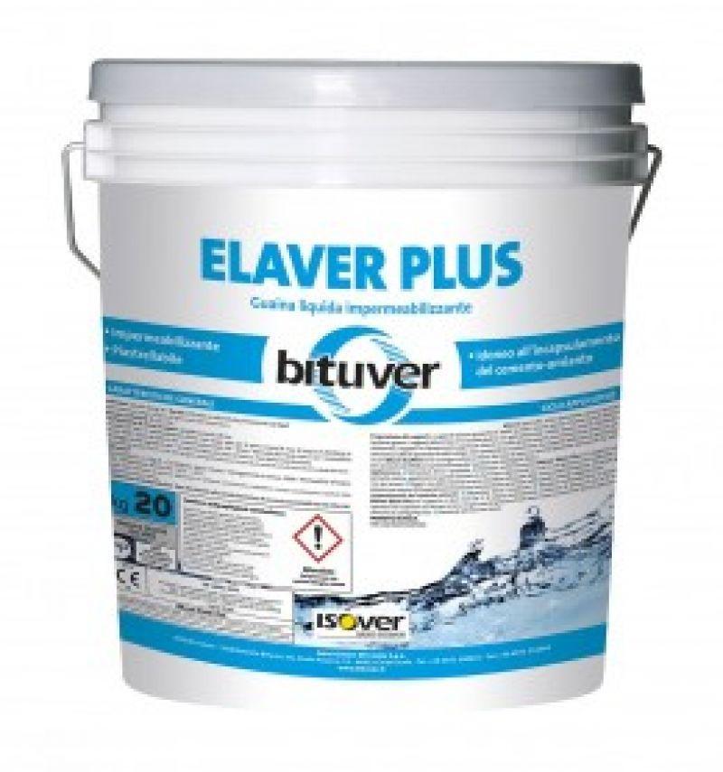 Guaina liquida impermeabilizzante Elaver Plus 1