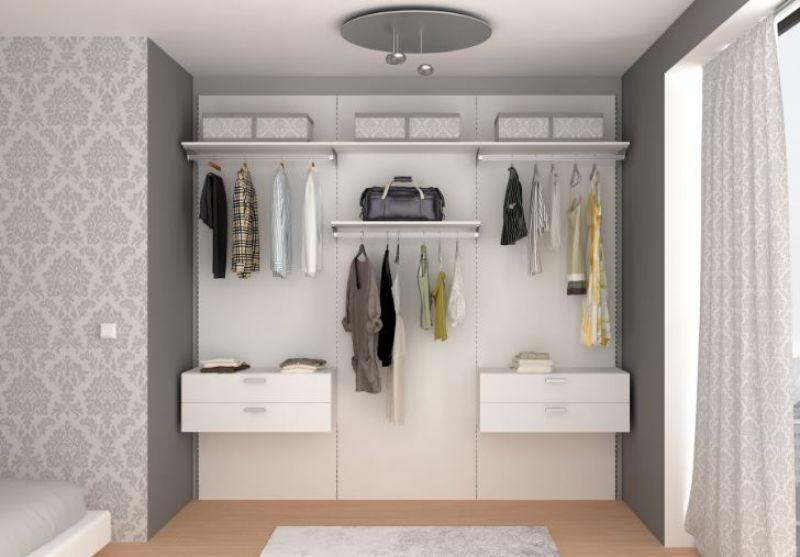 Prezzo cabina armadio con pannelli di rivestimento for Arredo cabina armadio
