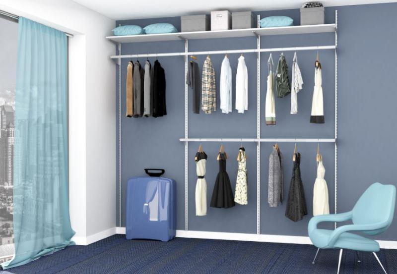 Prezzo: Cabina armadio semplice no schiene