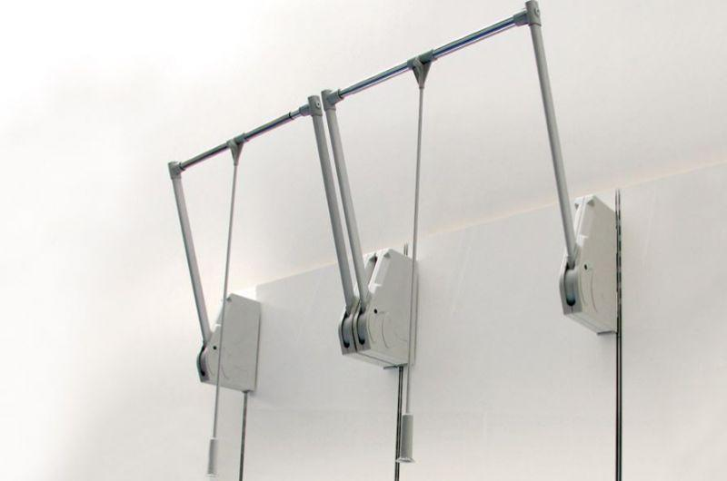 Cabina armadio lineare e senza pannelli 2