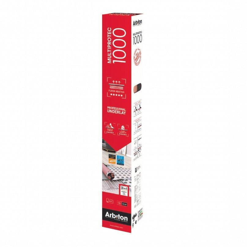 Sottopavimento professionale multiprotec 1 5 mm rotolo 1