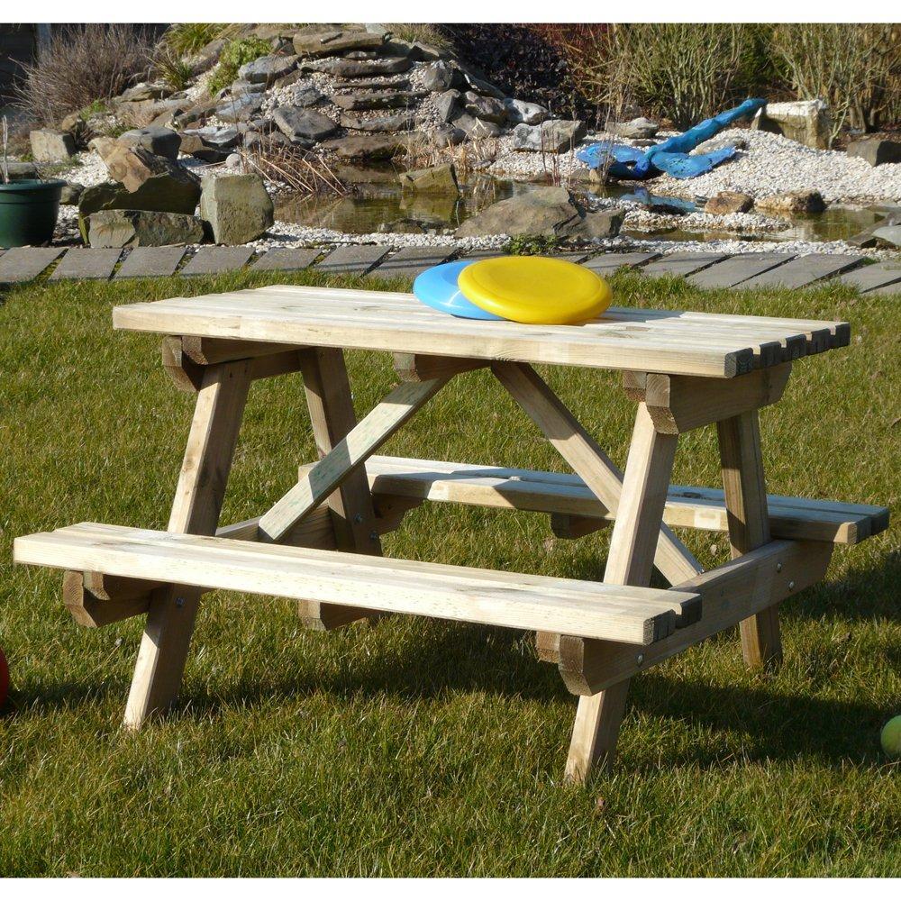 Tavolo picnic per bambini 89 x 91 1