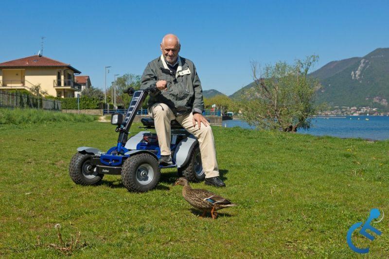 Scooter elettrici per anziani e disabili 1