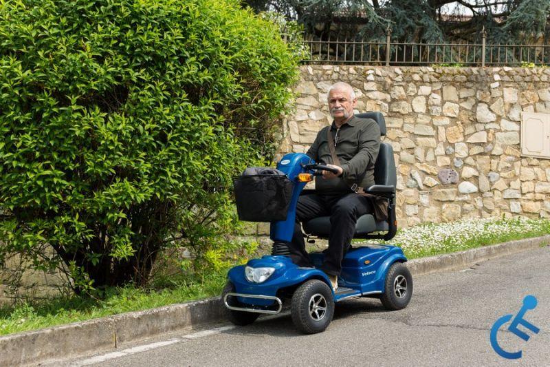 Scooter elettrici per anziani e disabili 2