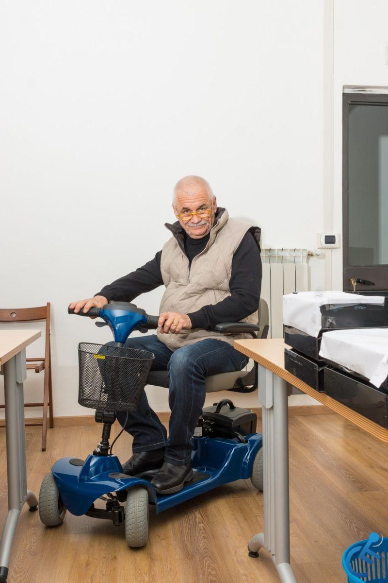 Scooter elettrici per anziani e disabili 3