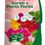 Gesal concime liquido gerani e piante fiorite