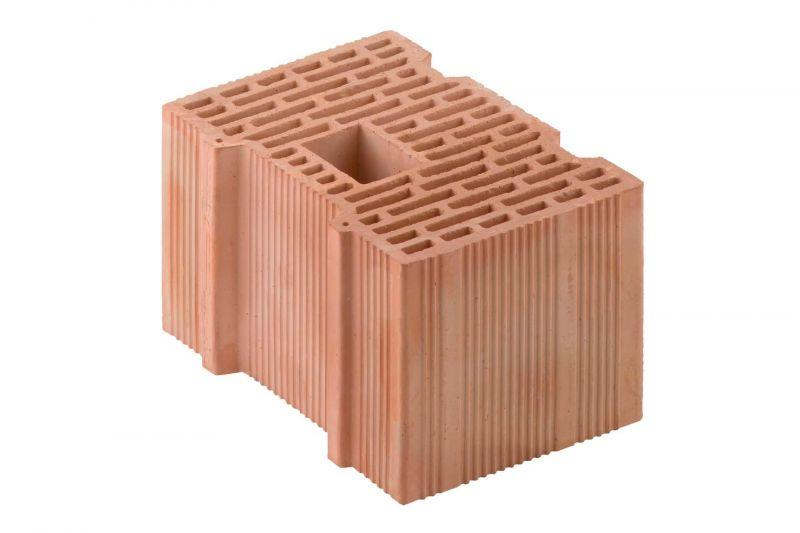 Blocco a incastro Porotherm BIO M.A. EVO 30-21-19 1