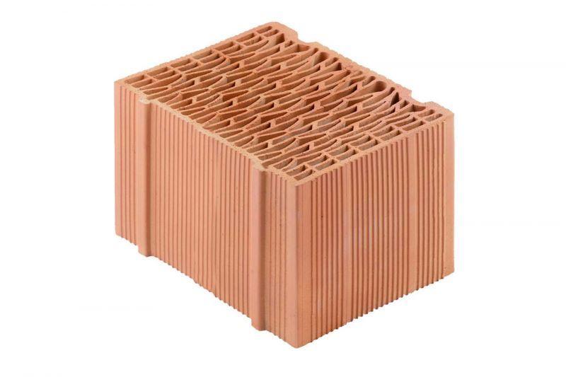 Laterizio Porotherm BIO PLAN 30-25-24.9 T - 0.09 1