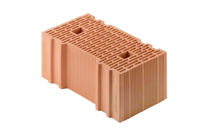 Laterizio Porotherm BIO PLAN 45-25-19.9 - FEL 1
