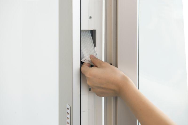 Finestra pvc-alluminio KF410 7