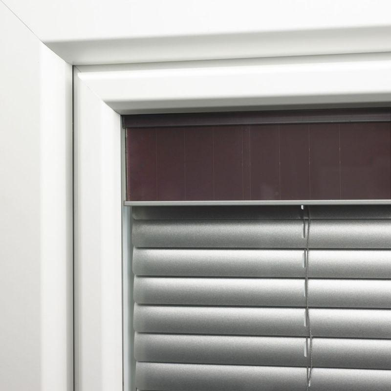 Doppia finestra  in pvc alluminio KV440 2