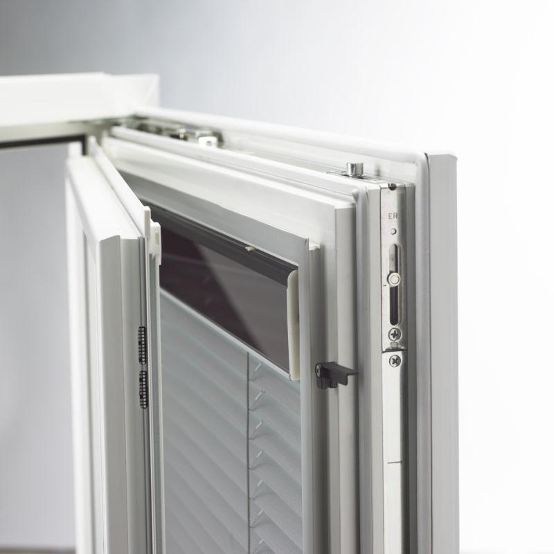 Doppia finestra  in pvc alluminio KV440 3