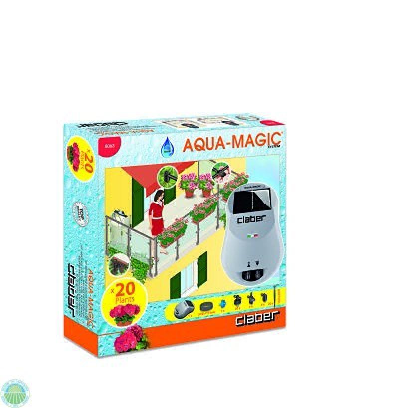 Impianto di irrigazione Acqua-Magic System Claber 2