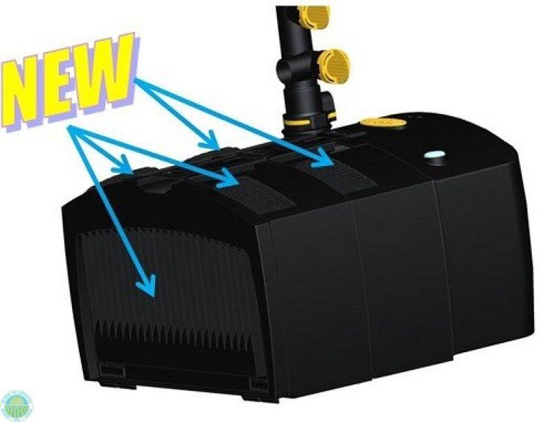 Filtro compatto per laghetto powerclear multi con sterilizzatore 2