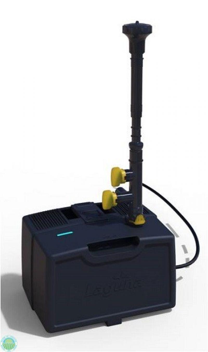 Filtro compatto per laghetto powerclear multi con sterilizzatore 4