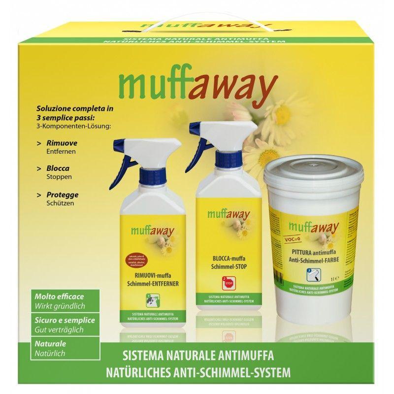 Kit antimuffa Muffaway 1