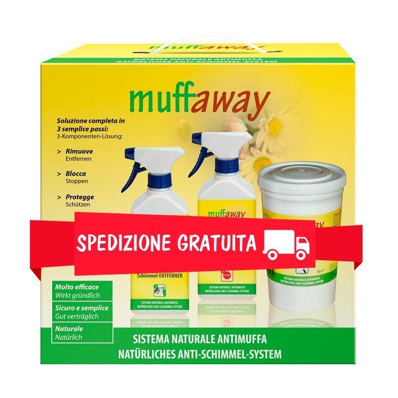 Kit antimuffa Muffaway 2
