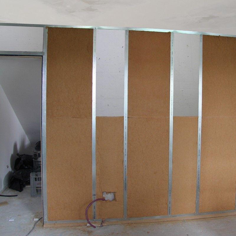 Isolante flessibile in fibre di legno Naturaflex 1