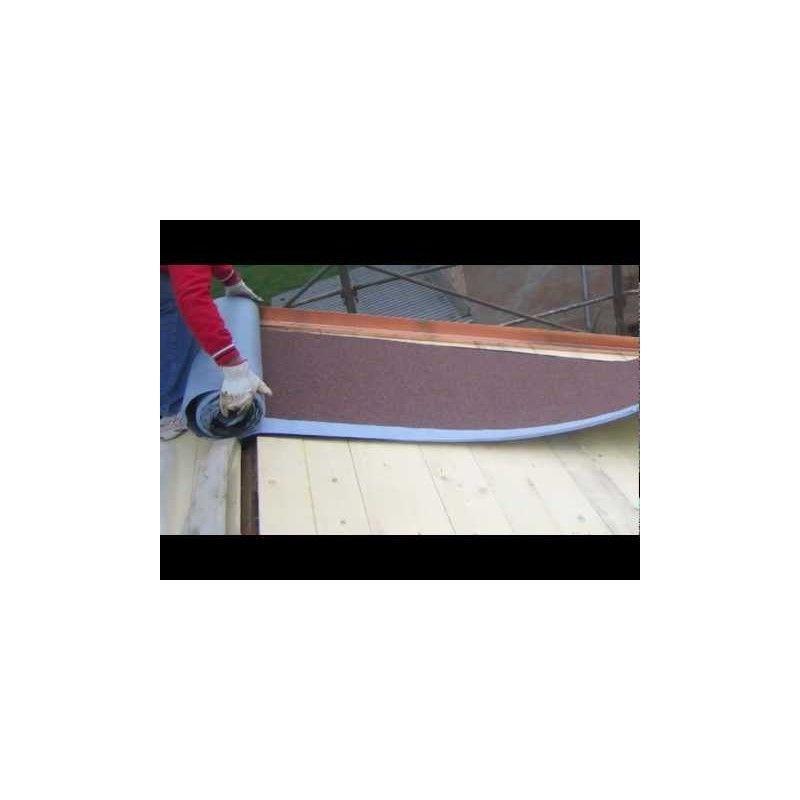 Membrana bituminosa autoadesiva granigliata 3