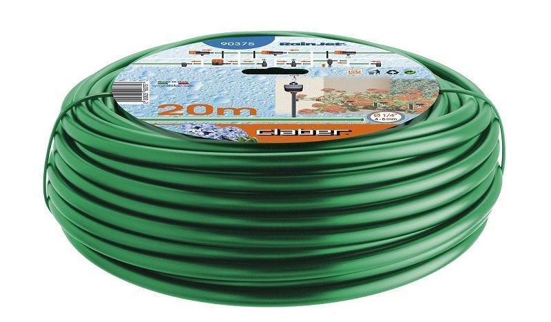 Tubo capillare green 20 mt claber 90375 1