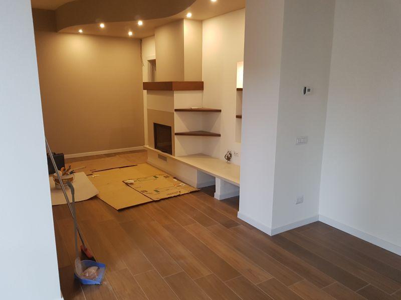 Ristrutturazione appartamento Monza e Brianza 1