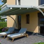 Tenda da sole per giardino GAIA