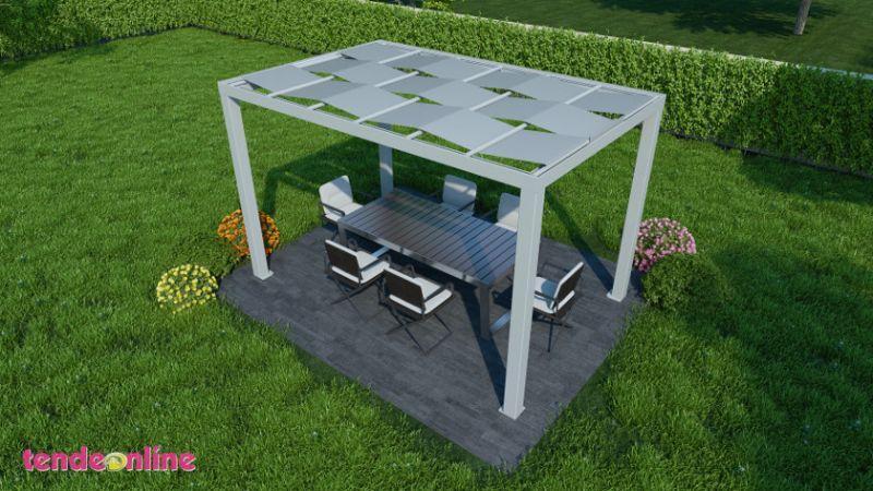 Tenda da sole per giardino LILLI 1