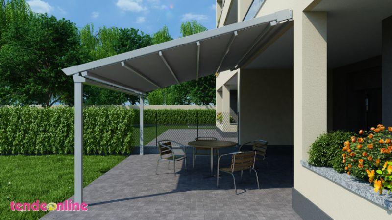 Tenda da sole per giardino LUCIA 1