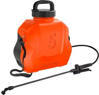Pompa stocker 5 lt a tracolla con 1
